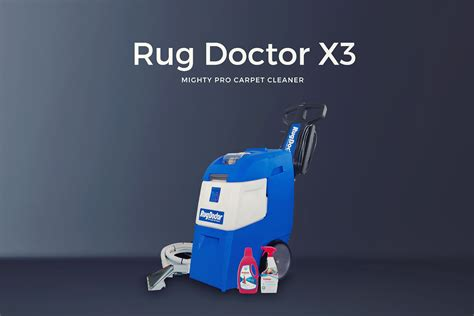 rug doctor review rug doctor mighty pro x3 review