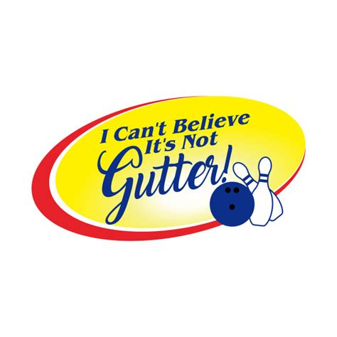 Kaos Icant I Will Believe That New i can t believe it s not gutter bowling t shirt