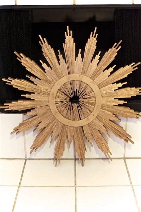 home design studio large sunburst mirror sunburst mirror sunburst rustic wood decorative wall
