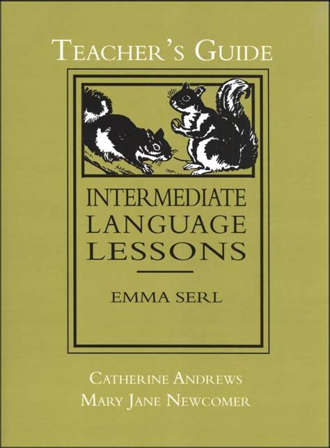 intermediate language lessons classic reprint books intermediate language lessons teachers guide 043842