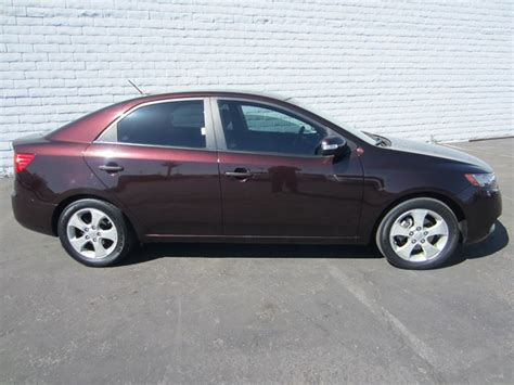 kia jeep 2010 used 2010 kia forte ex for sale stock 21249 chapman