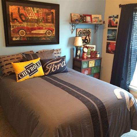 Vintage Car Bedroom Decor quarto de menino decora 231 227 o da inf 226 ncia a adolesc 234 ncia fotos