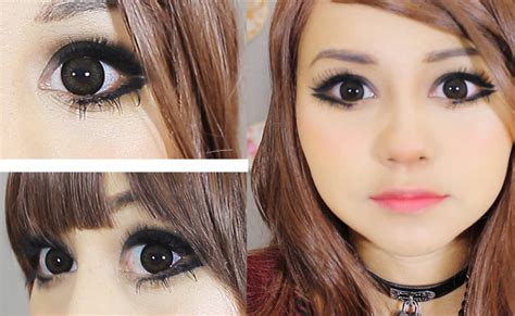 imagenes de maquillaje kawaii kawaii maquillaje