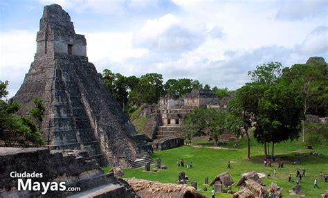 imagenes de mayas en guatemala tikal ciudad de las voces ciudades mayas turismo y