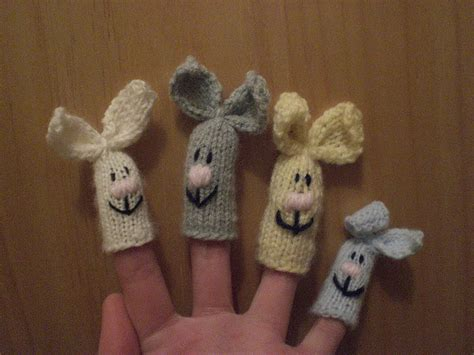 free knitting patterns finger puppets knitted finger puppet patterns a knitting