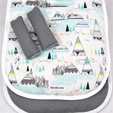 Borny Stroller Liner Stardream Grey universal pram liner stroller liner indian teepees aqua grey i didn t even see the