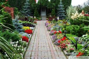 30 stone walkways and garden path design ideas 25 great ideas for romantic garden design with beautiful