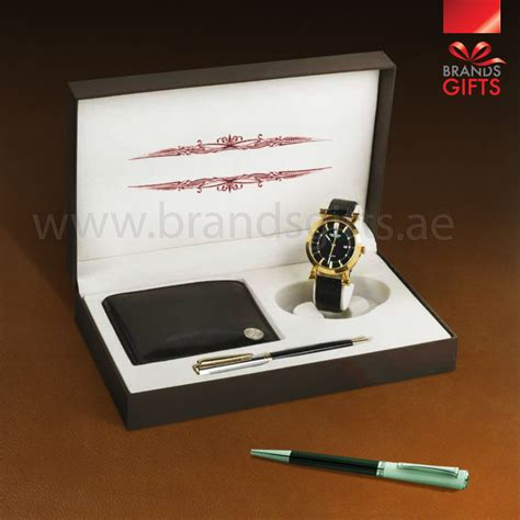 high quality beautiful new design wallet gift set luxury gift sets corporate gift items abu dhabi dubai uae