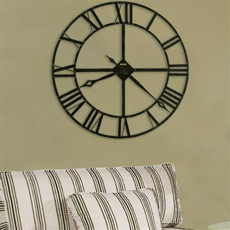decoration wall clock 25 ideas for modern interior decorating with large wall clocks