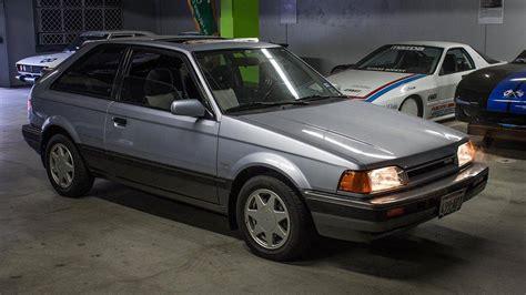 mazda  gtx classic drive