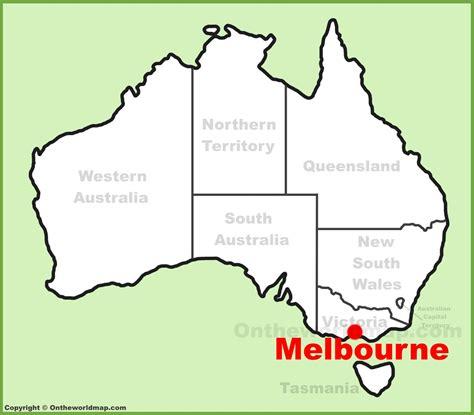 Mango Tas Franje melbourne location on the australia map
