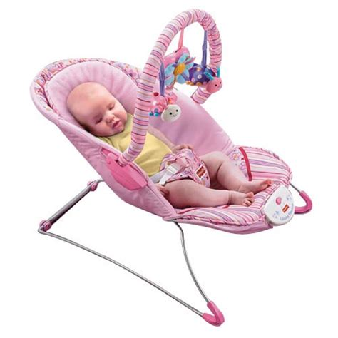 Fisher Price Pink Bouncer Chair by Fisher Price Think Pink Bouncer Discontinued