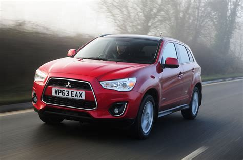 Mitsubishi Asx 4 2014 Review Auto Express