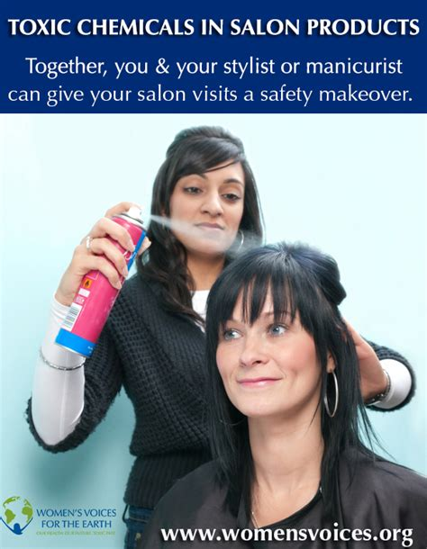 dangerous chemical commonly used in hair salons to straighten hair toxic chemicals in salon products 10 tips to reduce your