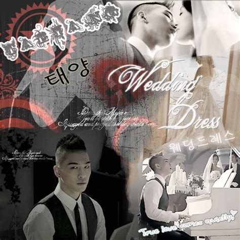 Wedding Dress Taeyang by Taeyang Wedding Dress By Cloudii On Deviantart