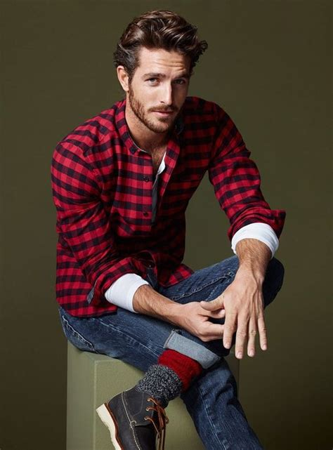 lumberjack style button shirts for how to wear guide alpha s area