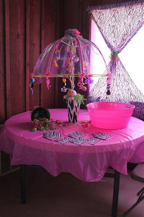 baby shower umbrella ideas zebra print baby shower umbrella decorated with baby