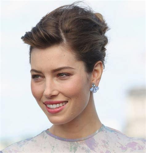 22 Jessica Biel Hairstyles   Pretty Designs