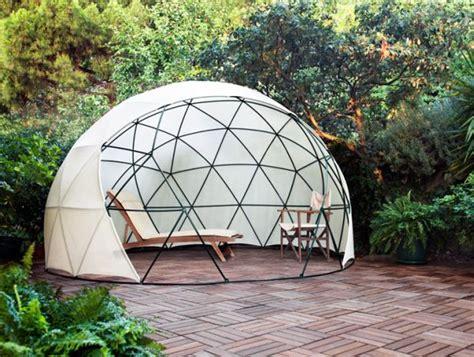 garden igloo semi spherical garden igloo is tiny outdoor living space