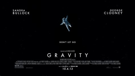 film gravity trailer gravity is the must see film of the year