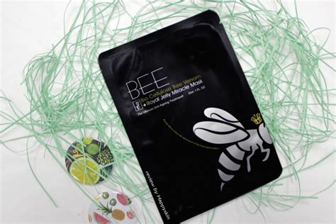 Tt Bio Cellulose Bee Venom Royal Jelly Miracle Mask Europe Quality timeless bio cellulose bee venom royal jelly miracle mask
