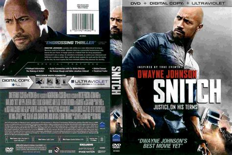 The Snitch An Crime Story s dvds actor j
