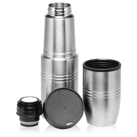 Termos Stainless Steel Promo promotional 18 oz stainless steel vacuum thermos vf20 discountmugs