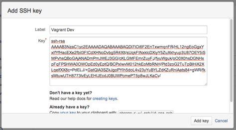 git tutorial ssh key code snippets git tutorial menambahkan public ssh key