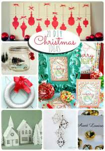 21 creative diy christmas holiday projects diy crafts mom