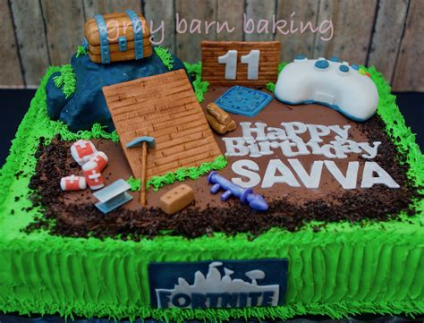 fortnite birthday cake map of fortnite cakes edimaps