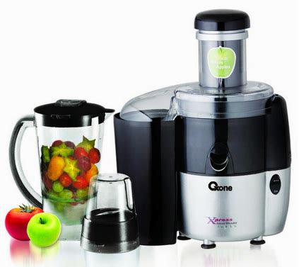 Blender Jus Panasonic oxone express power juicer blender ox 869pb 3in1 chopper