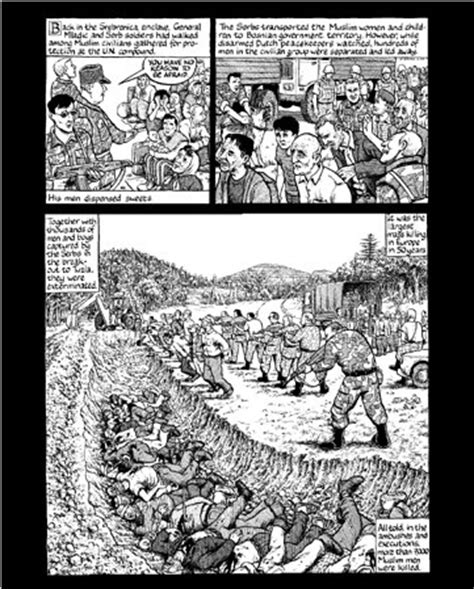 libro safe area gorazde the ghareebkhana the bosnian tragedy and the graphic novels
