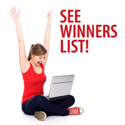 Pch Com Winners List - winners list image mag