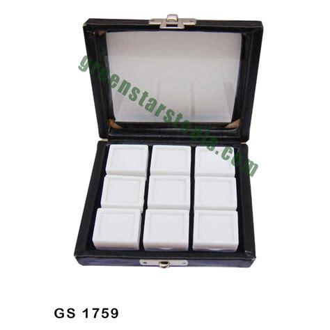 parcel paper box gemstone display