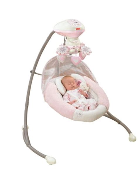 baby swing buy buy baby fisher price cradle n swing my little sweetie