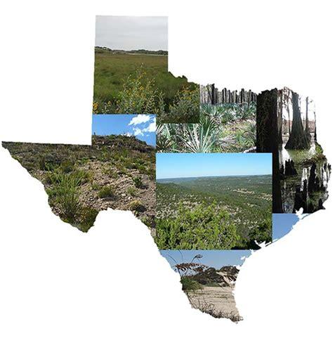 Landscape Ecology Landscape Ecology Program Land Tpwd