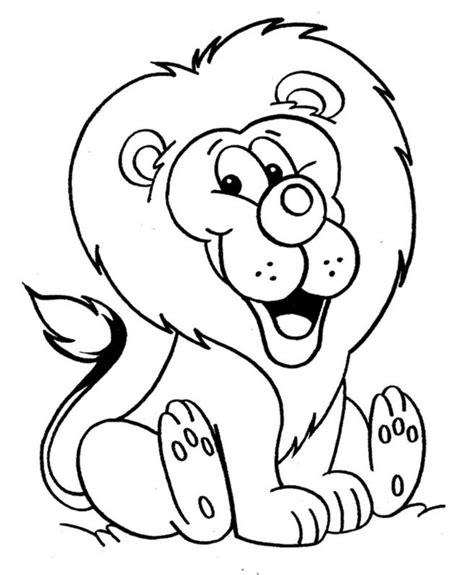 coloring page for lion lion coloring pages coloring ville