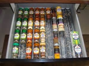 ikea spice drawer insert home goods