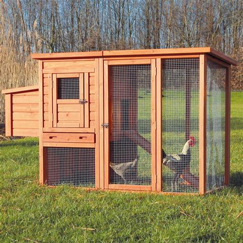 trixie natura pitched roof dog house petco trixie natura flat roof chicken coop with outdoor run petco