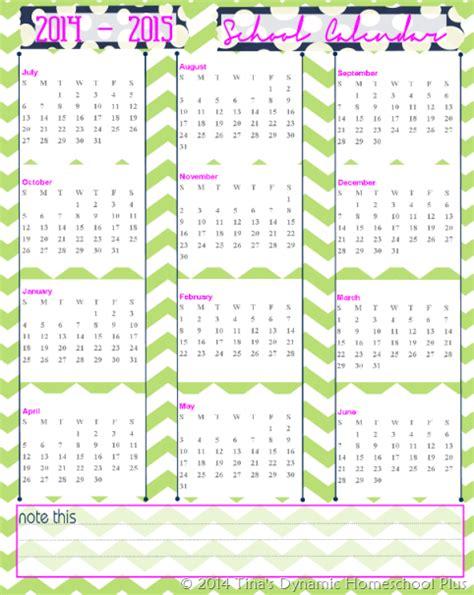 printable calendar academic image gallery 2014 2015 calendar free