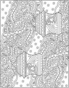 mehndi coloring pages free mehndi pattern coloring pages