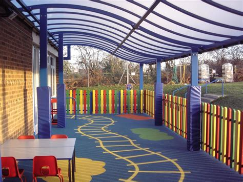 Canopy Area School Canopies Make Great Play Spaces