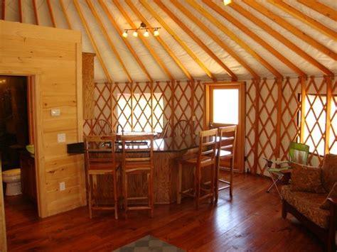 yurt interior design yurt interiors dining area with kitchen and bathroom
