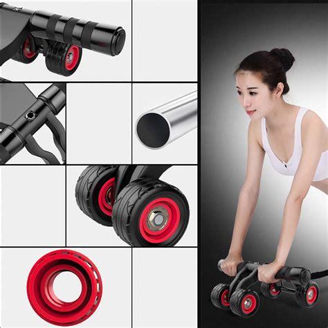 Alat Fitness Wheel Roller power wheel alat fitness roller jakartanotebook
