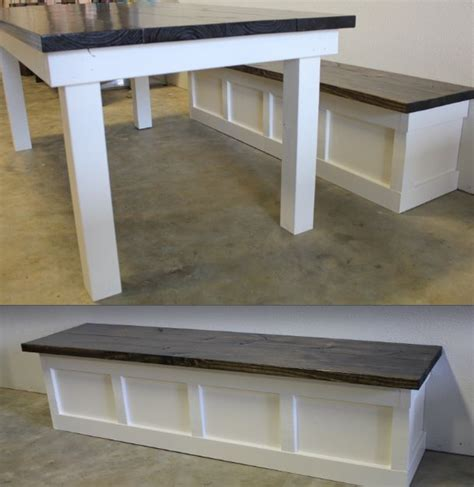 built in table and bench custom built in wall bench and matching james james table