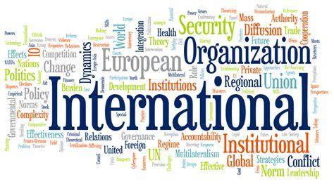 Why International Organization why iran doesn t trust the international community
