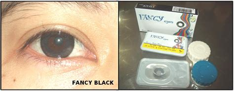 Softlens Icon Omega Black Softlens Normal Softlens Murah jual softlens fancy black murah di makassar kkdd