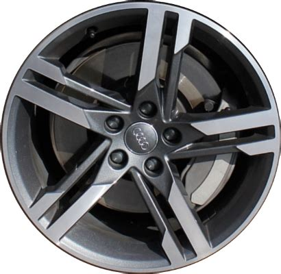 2010 Audi A4 Rims by Audi A4 Wheels Rims Wheel Stock Oem Replacement
