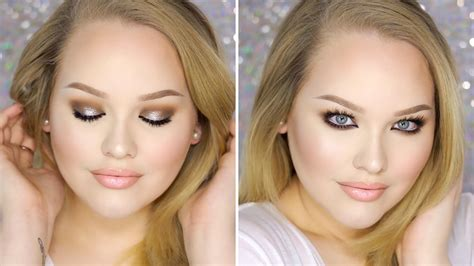 smokey eyes makeup tutorial nikkietutorials