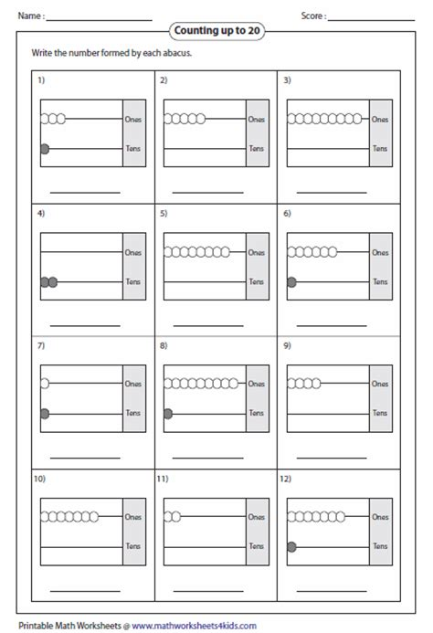 Abacus Math Worksheets Free by Abacus Math Worksheets Worksheets Releaseboard Free Printable Worksheets And Activities